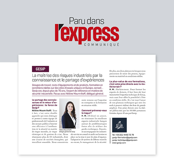 Express Gesip