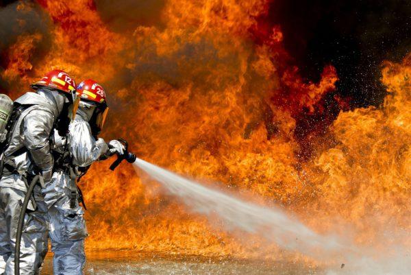 formation feu industriel et incendie pour intervention