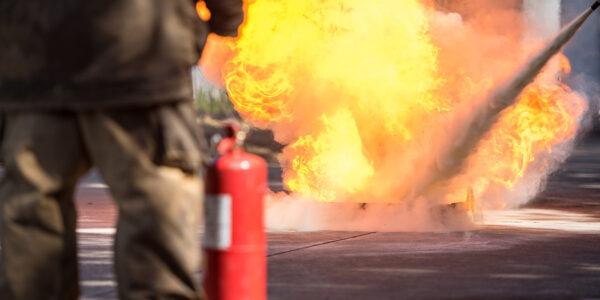 formation feu industriel