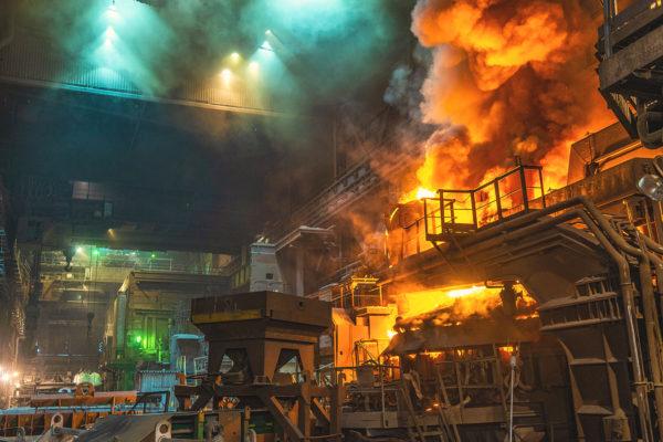 Défense incendie industriel