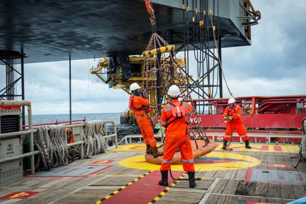 Formation sécurité plateforme offshore